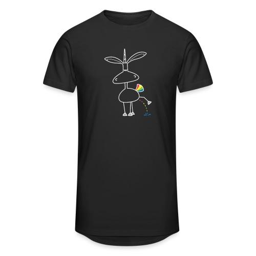 Dru - bunt pinkeln - Männer Urban Longshirt