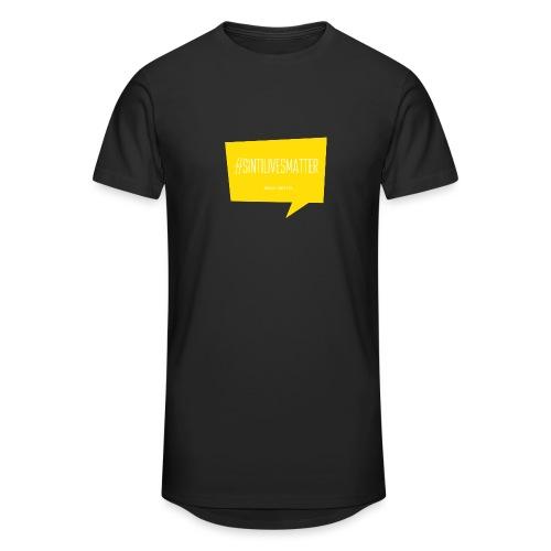 Sinti Lives Matter - Männer Urban Longshirt