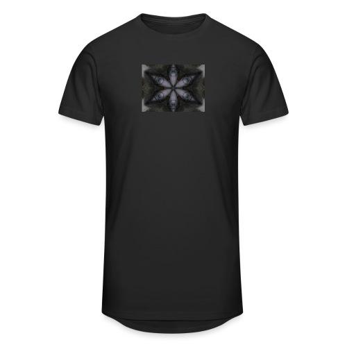flor hipster - Camiseta urbana para hombre