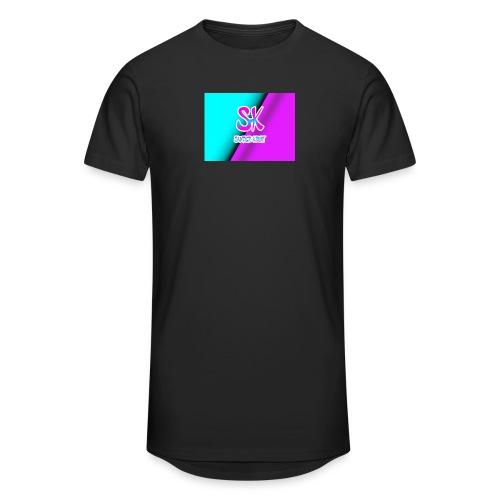 Sk Shirt - Mannen Urban longshirt