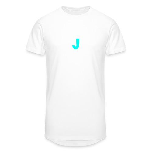 Jeffke Man T- Shirt - Mannen Urban longshirt