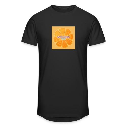 orangetextur - Männer Urban Longshirt