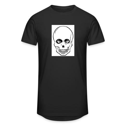 GO TIC PEACE - T-shirt long Homme