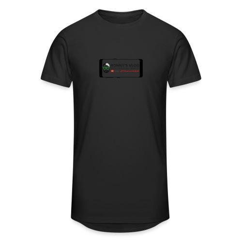 Galaxy S8 by Ronny's Vlog - Männer Urban Longshirt