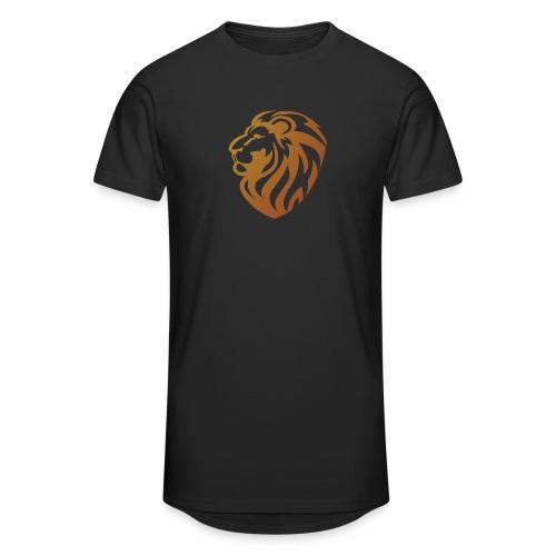 Bronze lion - T-shirt long Homme
