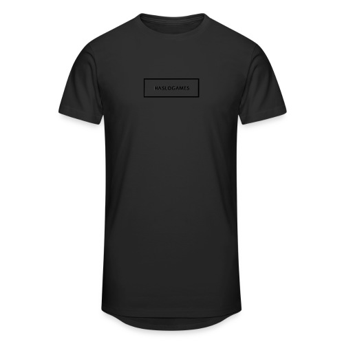 HasloGames White/Black edition! - Mannen Urban longshirt