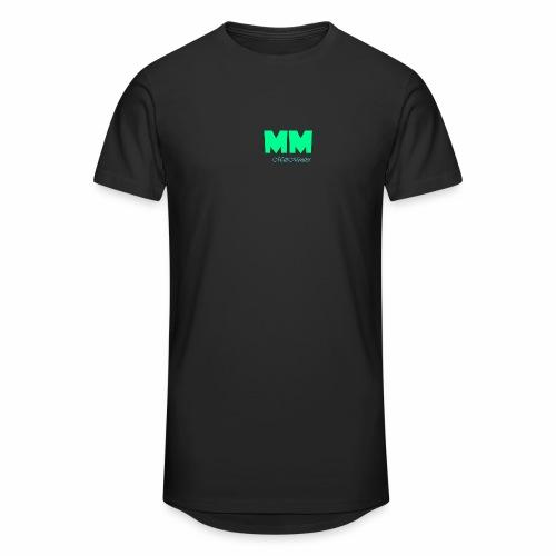 MattMonster Signature logo - Men's Long Body Urban Tee