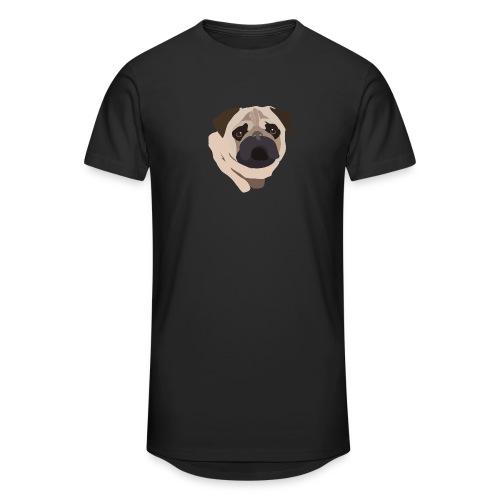 Pug Life - Men's Long Body Urban Tee