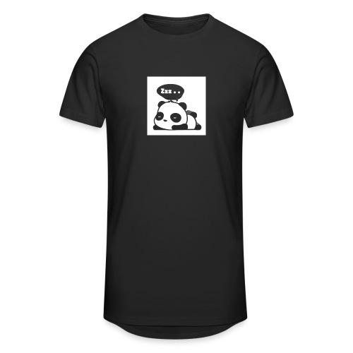 shinypandas - Men's Long Body Urban Tee
