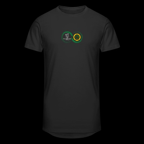 Harp and French CSC logo - T-shirt long Homme