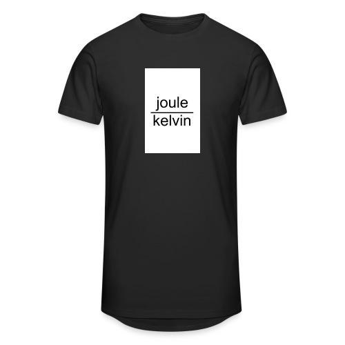 J/K unità di misura dell'ENTROPIA - Maglietta  Urban da uomo