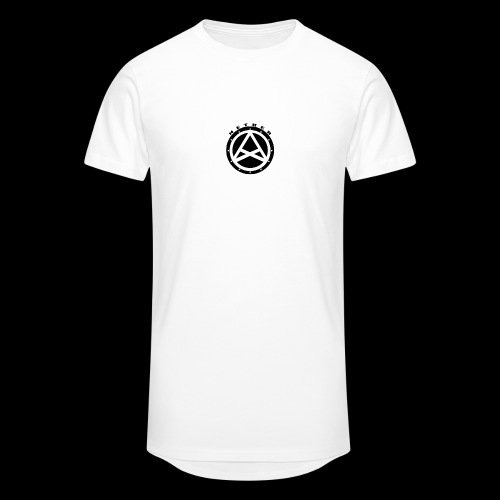 Nether Crew Black\White T-shirt - Maglietta  Urban da uomo