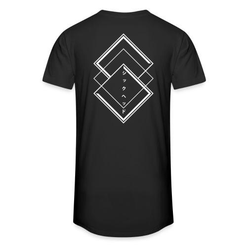 SicHat - Hiruko.exe - Männer Urban Longshirt
