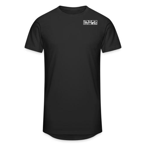 front small - Männer Urban Longshirt