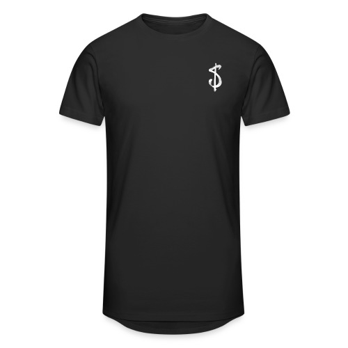 Everyday Hustlers Dollar - Men's Long Body Urban Tee