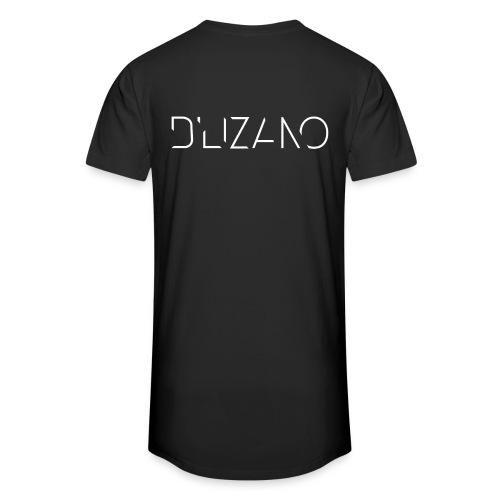 D Lizano Logo Transparent png - Men's Long Body Urban Tee