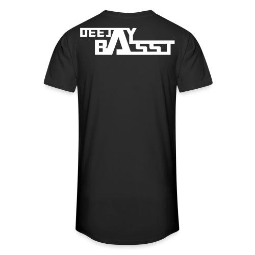 BassT_Logo_Druck_ - Männer Urban Longshirt