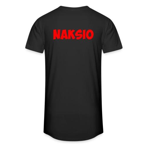 T-shirt NAKSIO - T-shirt long Homme