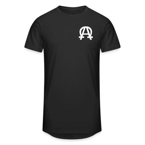 alpha-oméga - T-shirt long Homme
