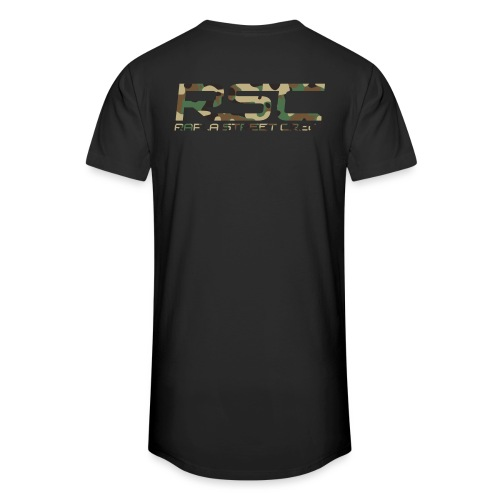 RSCcamo - Men's Long Body Urban Tee