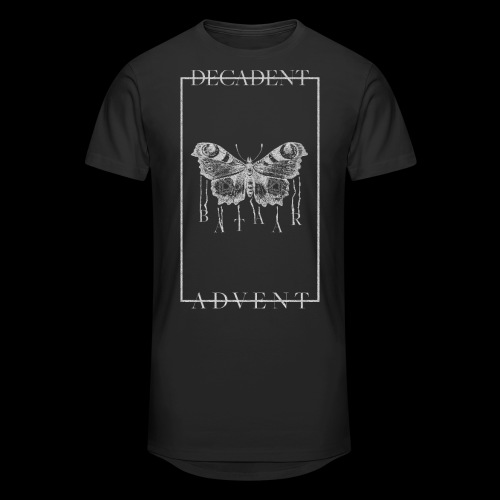 DECADENT MOTH - Men's Long Body Urban Tee