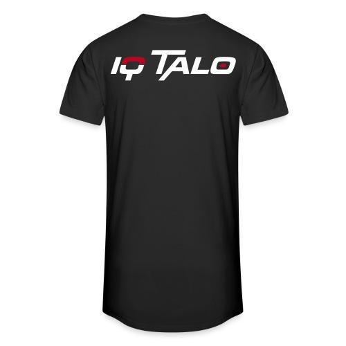 Logo_IQ_Talo_cmyk - Männer Urban Longshirt