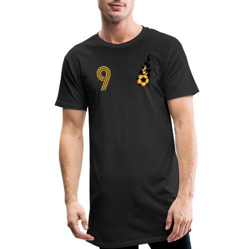 feuer09 st 2cb - Männer Urban Longshirt