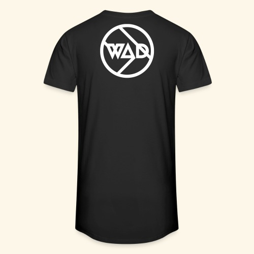 WAD Round - T-shirt long Homme