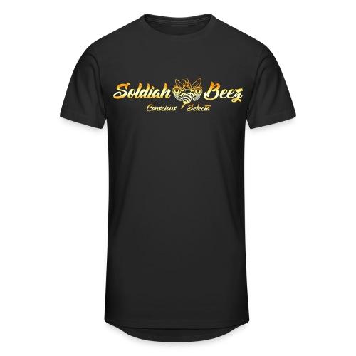 LOGO SOLDIAH BEEZ 2 - T-shirt long Homme
