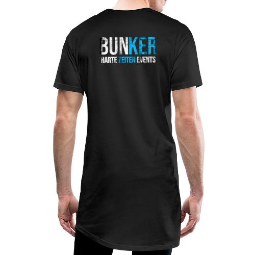 Bunker & Harte Zeiten Supporter - Männer Urban Longshirt