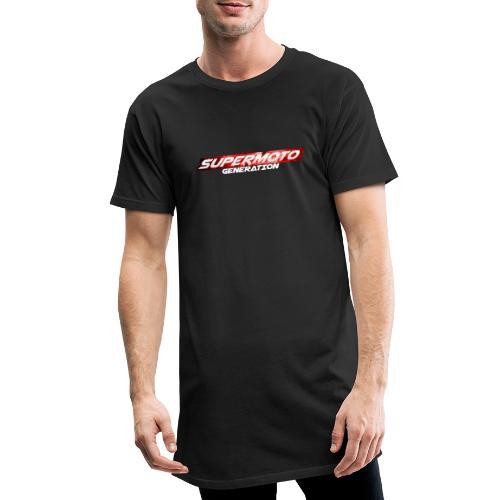 Supermoto Generation Hoodie - Männer Urban Longshirt