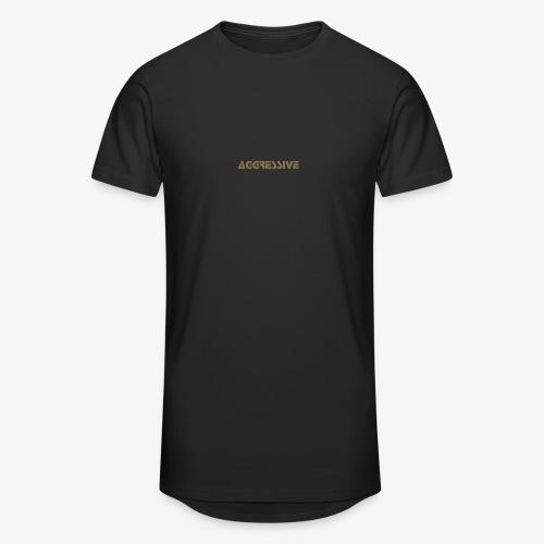 Aggressive Name - Camiseta urbana para hombre