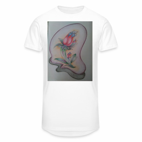 fiore magico - Maglietta  Urban da uomo
