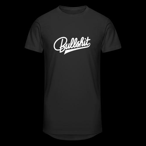 Bullshit - T-shirt long Homme
