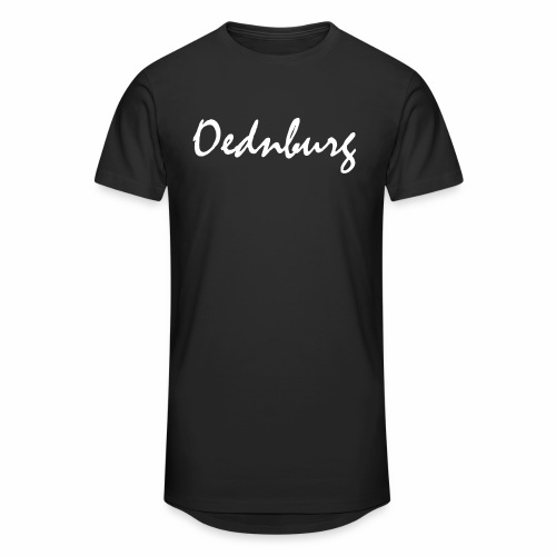 Oednburg Wit - Mannen Urban longshirt