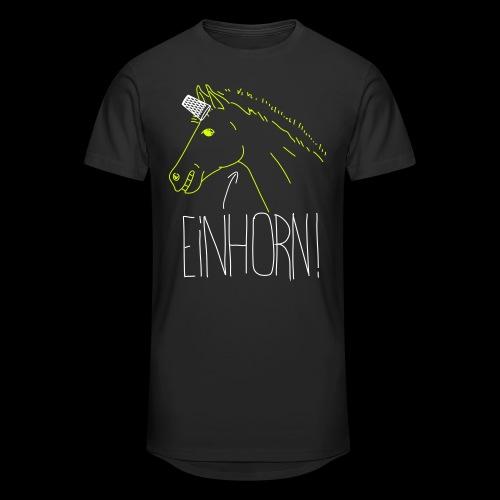 Einhorn - Männer Urban Longshirt