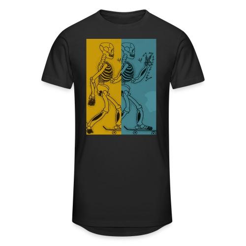 Esqueleto skater: You are my structure! - Camiseta urbana para hombre