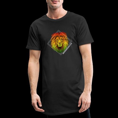LION HEAD - UNDERGROUNDSOUNDSYSTEM - Männer Urban Longshirt