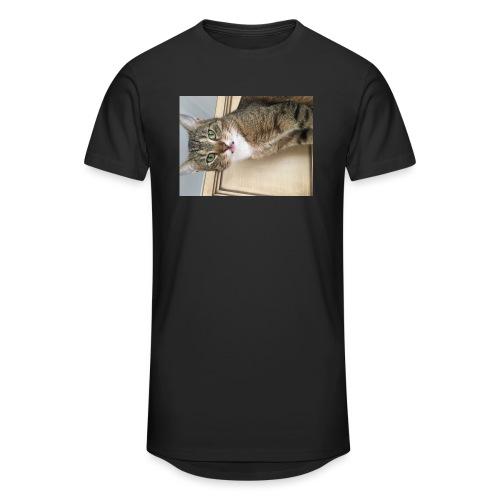 Kotek - Długa koszulka męska urban style