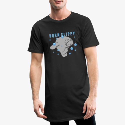 Born Slippy - Urban lång T-shirt herr