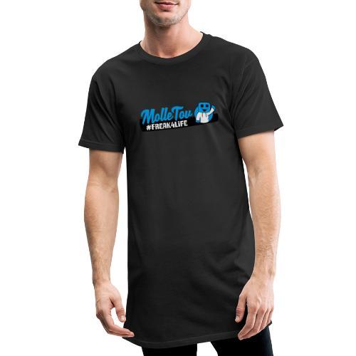 Nyt Logo4 - Herre Urban Longshirt