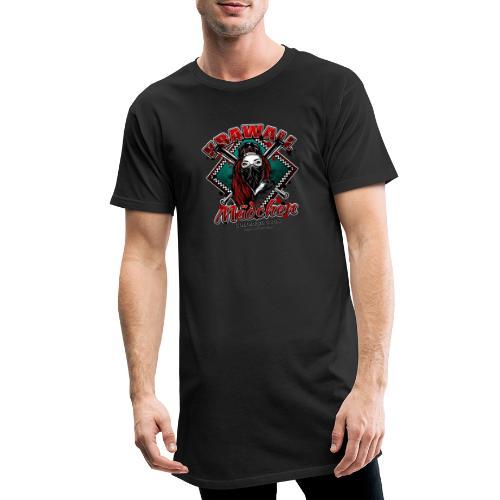 Krawallmädchen - Männer Urban Longshirt