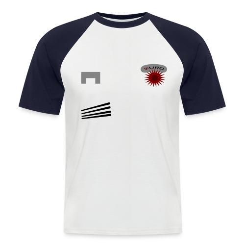 Maillot du Kurdistan / Retour - T-shirt baseball manches courtes Homme