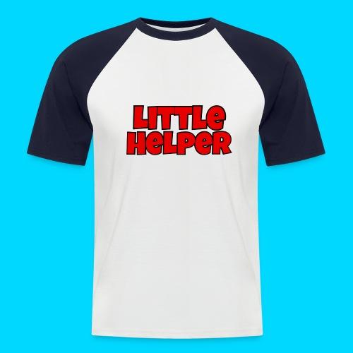 Little Helper - Men's Baseball T-Shirt