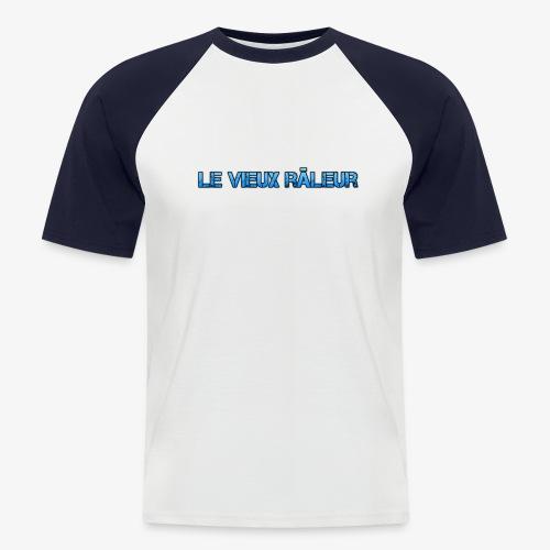 Raleurs - T-shirt baseball manches courtes Homme