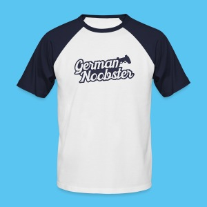 GermanNoobster - Männer Baseball-T-Shirt