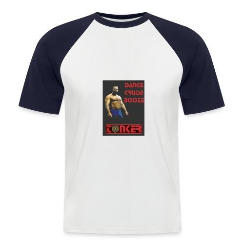 o6490 - Men's Baseball T-Shirt