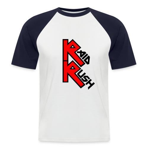 rr classic - Männer Baseball-T-Shirt