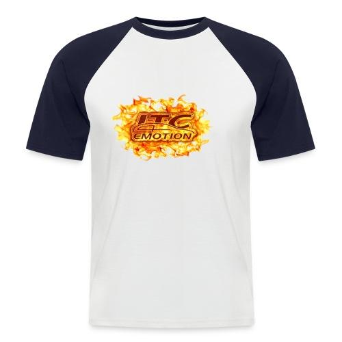 IBIZA TUNING CLUB FIRE - Maglia da baseball a manica corta da uomo
