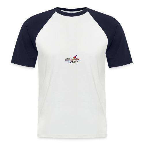 stef line 1 - T-shirt baseball manches courtes Homme